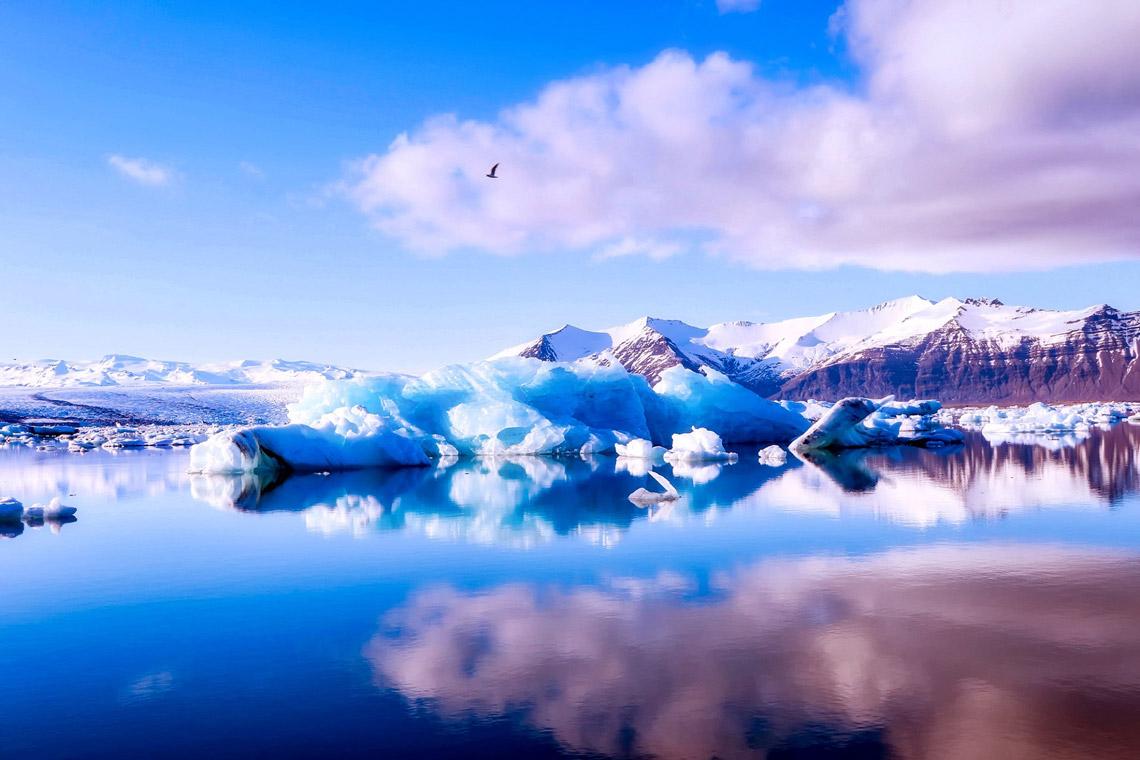 Wie beim Eisberg: Therapie als Selbstentdeckungsreise
